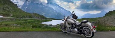 Alpenpässe Tour